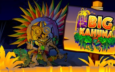 Big Kahuna Online Slot Full Of Thrills And Entertainment